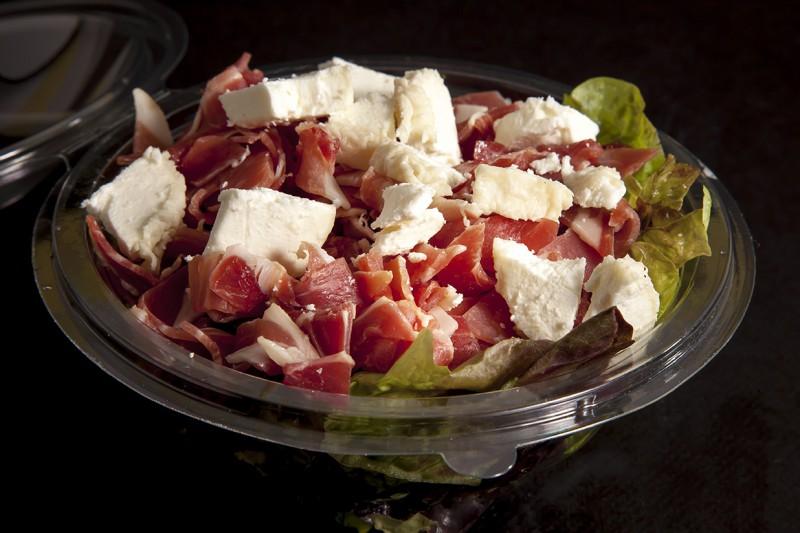 Salade_Parme_Chèvre